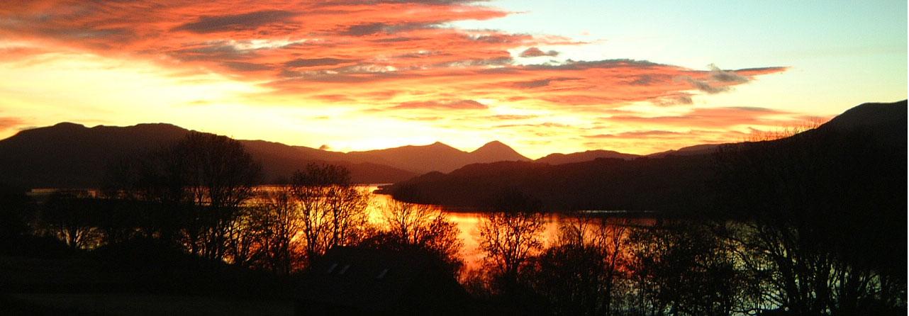 Stunning Sunsets....