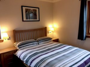 Beinn Ghlas Double Bedroom