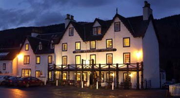 Kenmore Hotel, Highland Perthshire