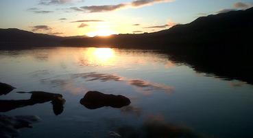 Stunning Loch Tay