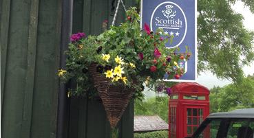 4* Visit Scotland Award