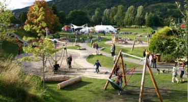 Victoria Playpark, Aberfeldy